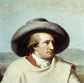 Goethe in the Campagna