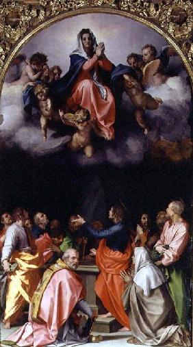 The Assumption of Mary (Maria Himmelfahrt) (altarpiece)