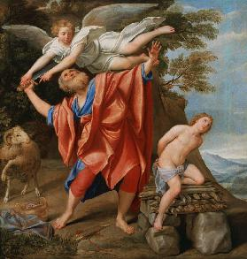 Abraham s Sacrifice / Domenichino
