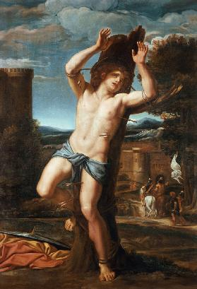 Domenichino, Saint Sebastian