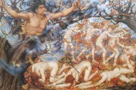 Boreas and Fallen Leaves