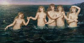 The Sea Maidens