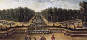 The Theatre d''Eau at Versailles
