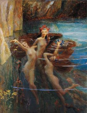 Water Nymphs