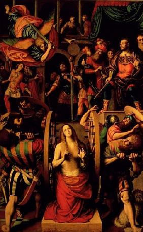 The Martyrdom of St. Catherine (altarpiece)