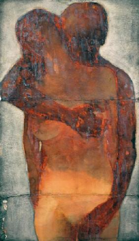 Intimacy, 2005-06 (w/c on handmade Indian paper)