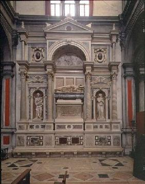 Funeral Monument of Doge Francesco Venier
