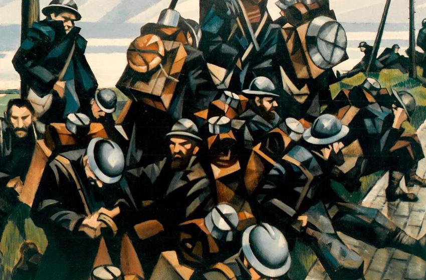 Christopher R.W. Nevinson